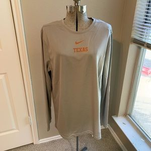 Nike | Dri-Fit Men's Long Sleeve shirt Texas